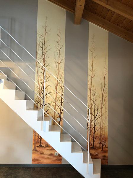 Raum Treppe 1
