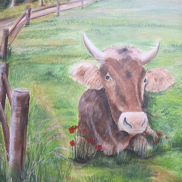 Bild Kuh