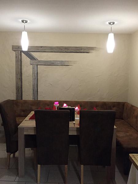 Lokal Tisch 2