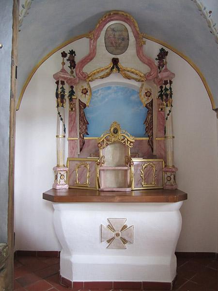 Altar klein