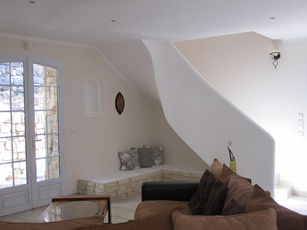 Raum Treppe