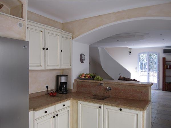 Küche Raum